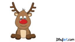 El reno de Papa Noel (Rodolfo el Reno)