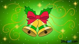 Imagen clipart de las Campanas de Navidad